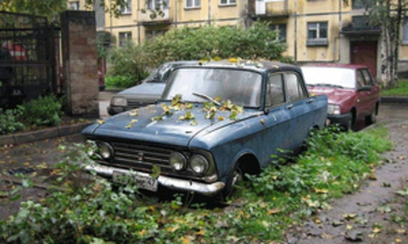 Выкуп старых авто