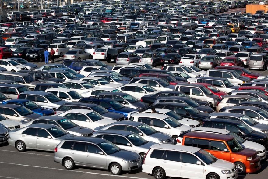 Выкуп японских автомобилей в СПб