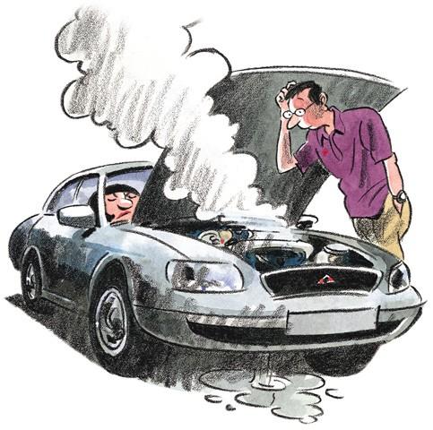 Выкуп машин с неисправной коробкой передач