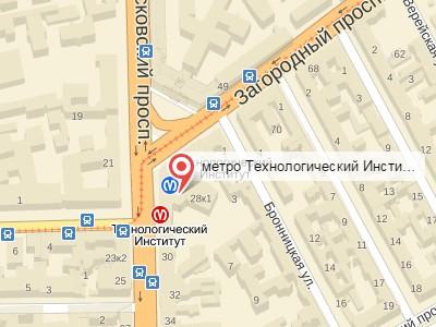 Выкуп авто у метро Технологический институт