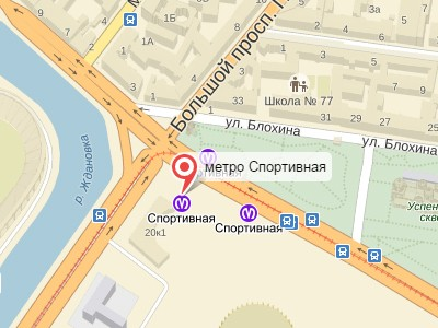 Выкуп авто у метро Спортивная