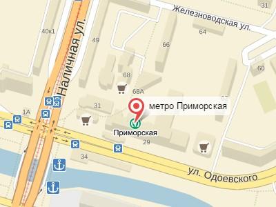 Выкуп авто у метро Приморская