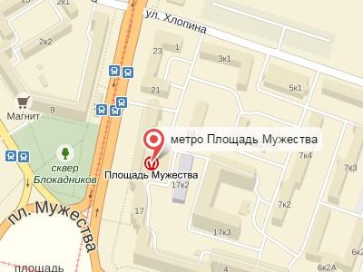 Выкуп авто у метро Площадь мужества
