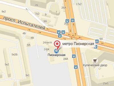 Выкуп авто у метро Пионерская