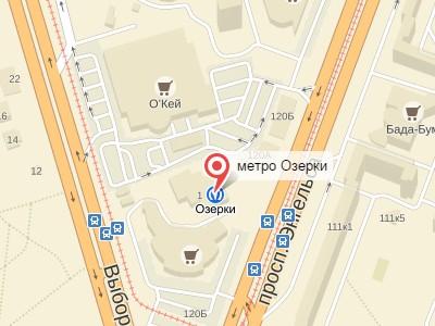 Выкуп авто у метро Озерки