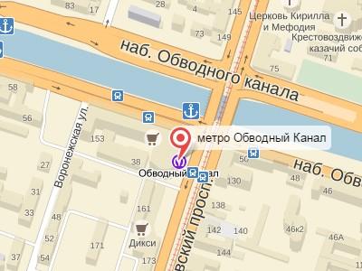 Выкуп авто у метро Обводной канал