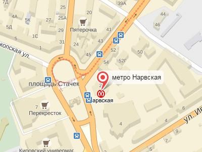 Выкуп авто у метро Нарвская