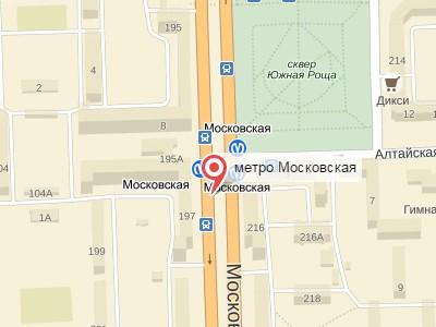 Выкуп авто у метро Московская
