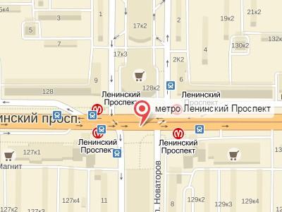 Выкуп авто у метро Ленинский проспект
