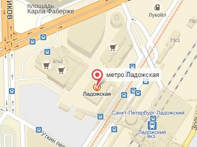 Выкуп авто у метро Ладожская