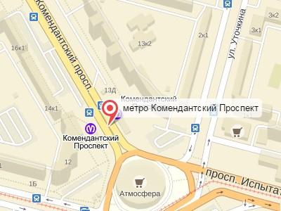 Выкуп авто у метро Комендантский проспект