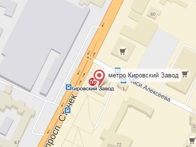 Выкуп авто у метро Кировский завод