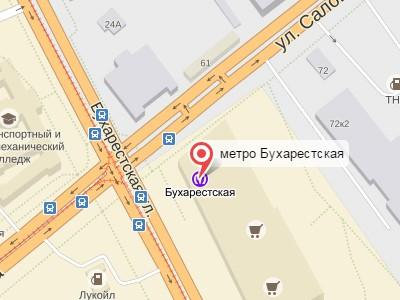 Выкуп авто у метро Бухарестская